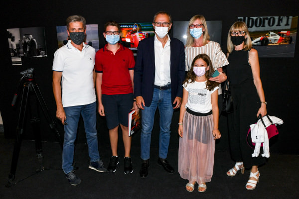 Stefano Domenicali, Motorsport Images Exhibition at Villa Reale di Monza