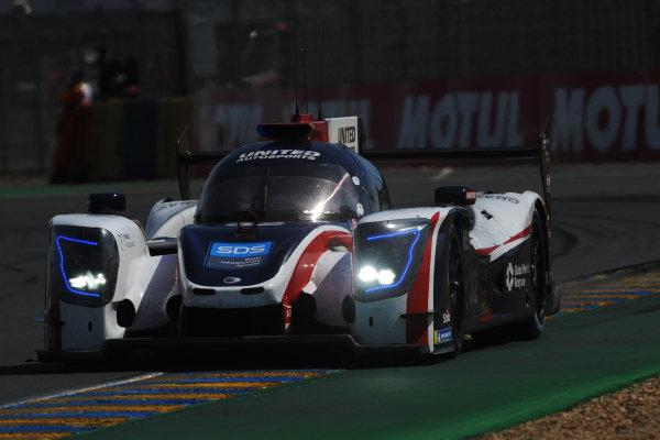 #32 United Autosports Ligier JSP217 - Will Owen. Alex Brundle, Ryan Cullen
