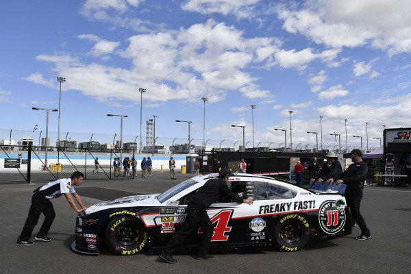 #4: Kevin Harvick, Stewart-Haas Racing, Ford Mustang Jimmy John's