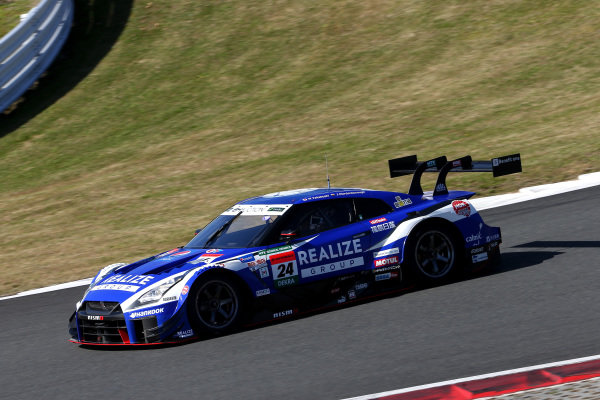 Jann Mardenborough, Kondo Racing Nissan GT-R NISMO GT500.