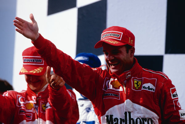 2002 Hungarian Grand Prix.