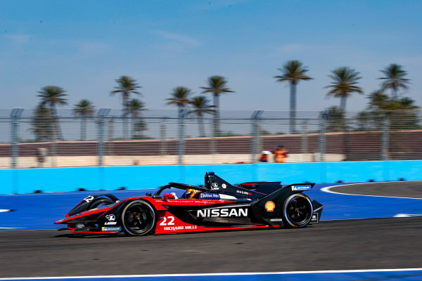 Mitsunori Takaboshi (JPN), Rookie Test Driver for Nissan e.Dams, Nissan IMO2