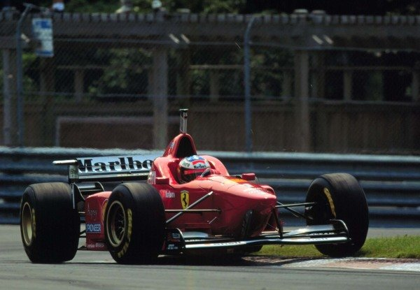 1996 Canadian Grand Prix.Montreal, Quebec, Canada.14-16 June 1996.Michael Schumacher (Ferrari F310).World Copyright - LAT Photographic
