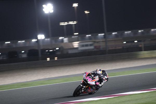 Tony Arbolino Moto2, Qatar MotoGP, 26 March 2021