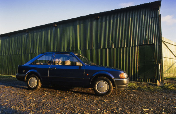 Ford Escort 1.3L.