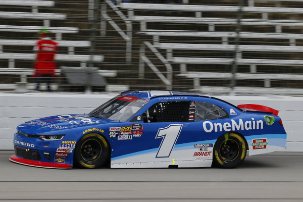 #1: Elliott Sadler, JR Motorsports, Chevrolet Camaro Chevrolet OneMain Financial
