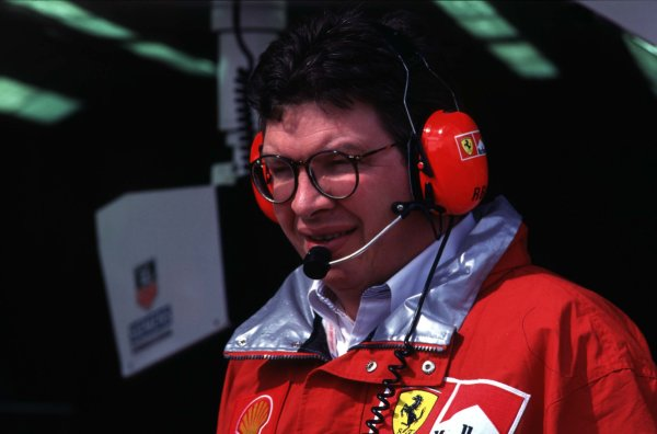 1998 Argentinian Grand Prix.