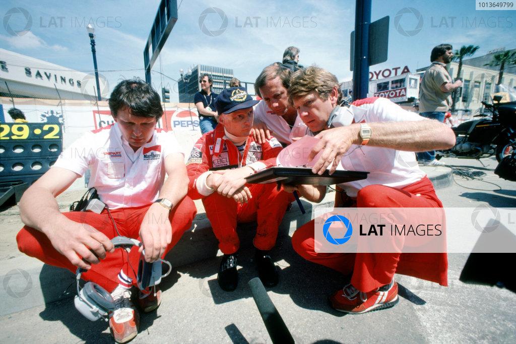 1982 Long Beach Grand Prix.