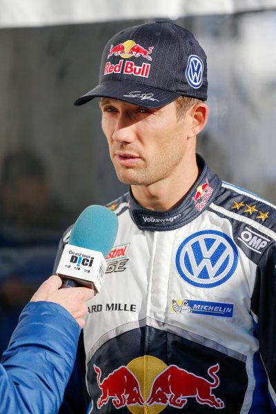 2016 World Rally Championship, Round 01, Rally Monte Carlo, 21st - 24th January, 2016 Sebastien Ogier, VW, portrait  Worldwide Copyright: McKlein/LAT
