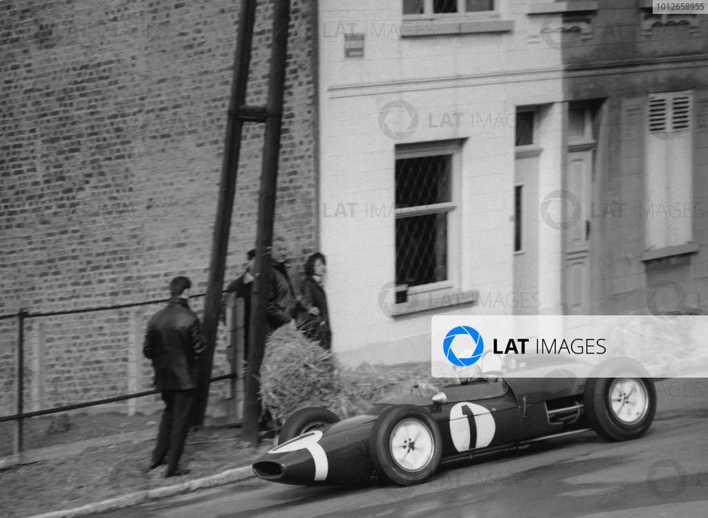 Heysel, Brussels, Belgium. 1st April 1962.