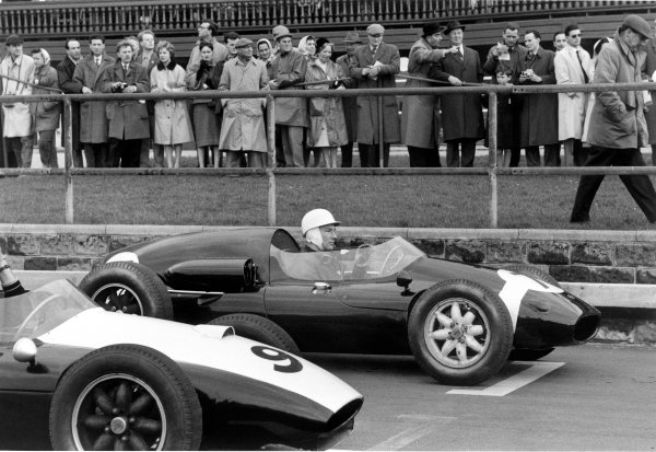 Aintree, Great Britain. 18th April 1959.