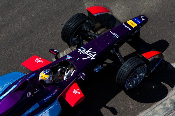 2015/2016 FIA Formula E Championship. Testing, Punta del Este, Uruguay. Sunday 20 December 2015. Jean-Eric Vergne (FRA), DS Virgin Racing DSV-01. Photo: Zak Mauger/LAT/Formula E ref: Digital Image _L0U9437