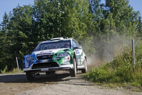 Round 09Neste Oli Rally Finland 200831/7-3/8  2008Gigi Galli, Ford WRC, Portrait