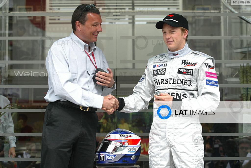 2003 Spanish Grand Prix - Sunday Race,