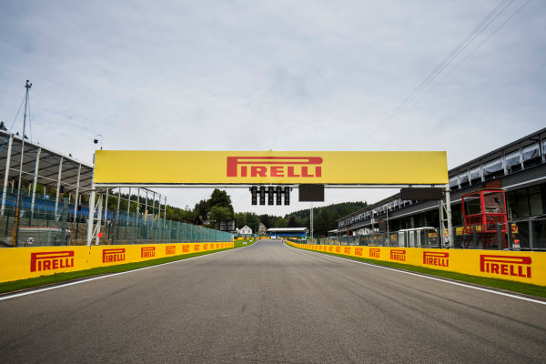 2017 GP3 Series Round 5.  Spa-Francorchamps, Spa, Belgium. Thursday 24 August 2017. A view of the track. Photo: Zak Mauger/GP3 Series Media Service. ref: Digital Image _54I9509