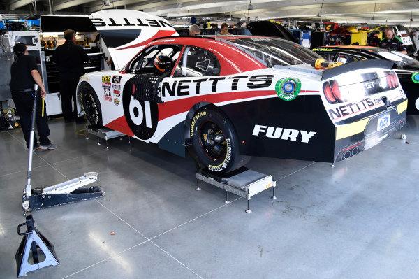 #61: Kaz Grala, Fury Race Cars LLC, Ford Mustang NETTTS