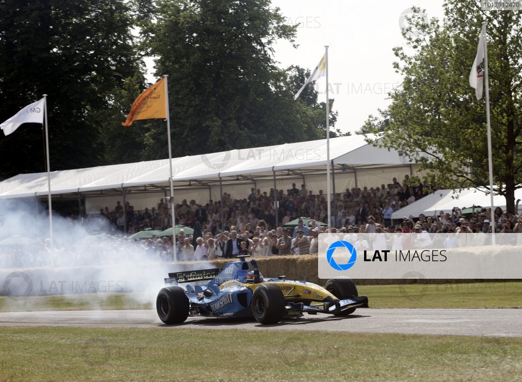 2005 Goodwood Festival of Speed.