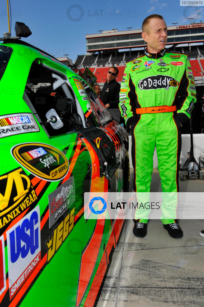 18-20 March 2011, Bristol, Tennessee, USADale Earnhardt Jr.©2011, LAT SouthLAT Photo, USA