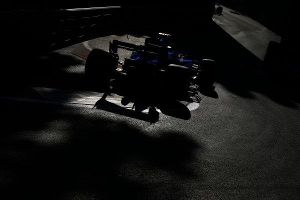 Baku City Circuit, Baku, Azerbaijan. Friday 23 June 2017. Pascal Wehrlein, Sauber C36-Ferrari. World Copyright: Andrew Hone/LAT Images ref: Digital Image _ONY8959