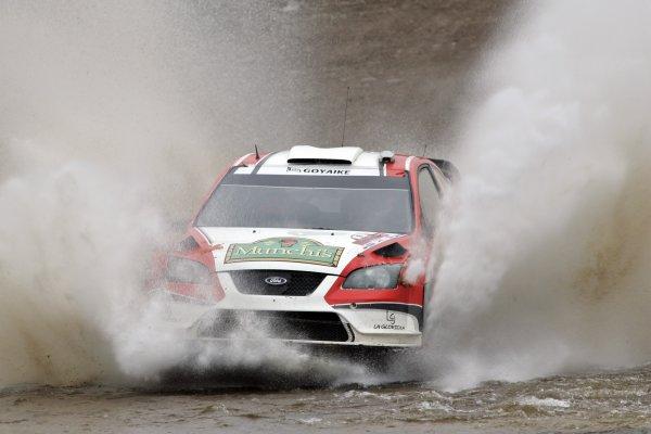 2008 FIA World Rally ChampionshipRound 04Rally Argentina 27-30 of MarchFredrico Villagra, Ford, ActionWorldwide Copyright: McKlein/LAT