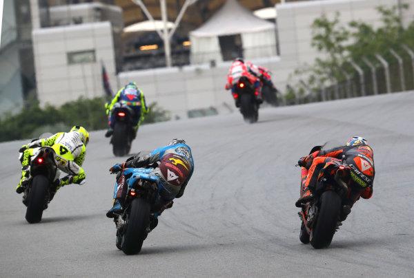 2017 MotoGP Championship - Round 17 Sepang, Malaysia. Sunday 29 October 2017 Pol Espargaro, Red Bull KTM Factory Racing World Copyright: Gold and Goose / LAT Images ref: Digital Image 26454