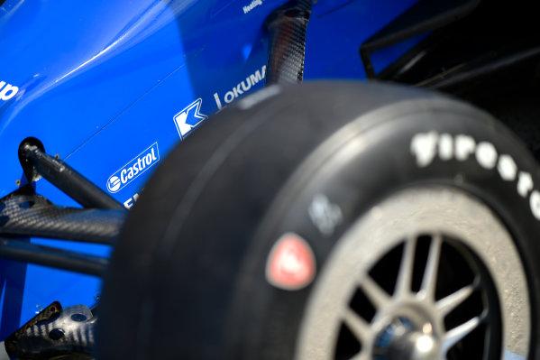 2017 Verizon IndyCar Series Toyota Grand Prix of Long Beach Streets of Long Beach, CA USA Friday 7 April 2017 Tony Kanaan World Copyright: Scott R LePage/LAT Images ref: Digital Image lepage-170407-LB-0681