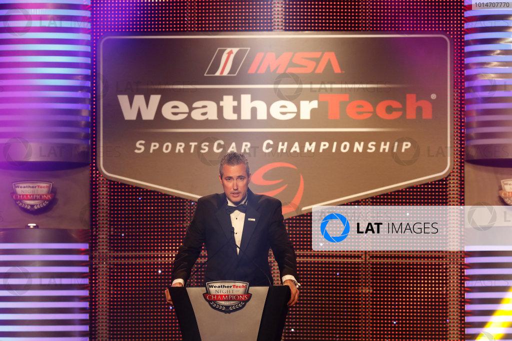 Weathertech Sportscar Road Atlanta Awards Banquet