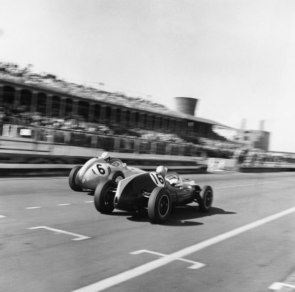 Aintree, Great Britain. 18th July 1959.