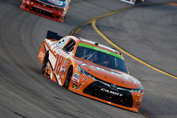 24 April, 2015, Richmond, Virginia USA Daniel Suarez, Arris Toyota Camry ? 2015, Nigel Kinrade LAT Photo USA