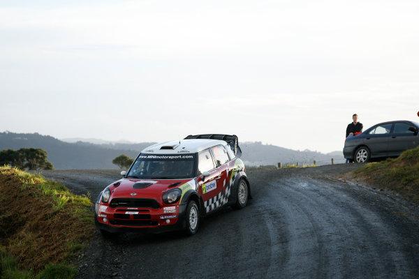Round 7, Rally New Zealand, 21st-24th June 2012 Daniel Sordo, Mini, Action. Worldwide Copyright: McKlein/LAT Photographic.