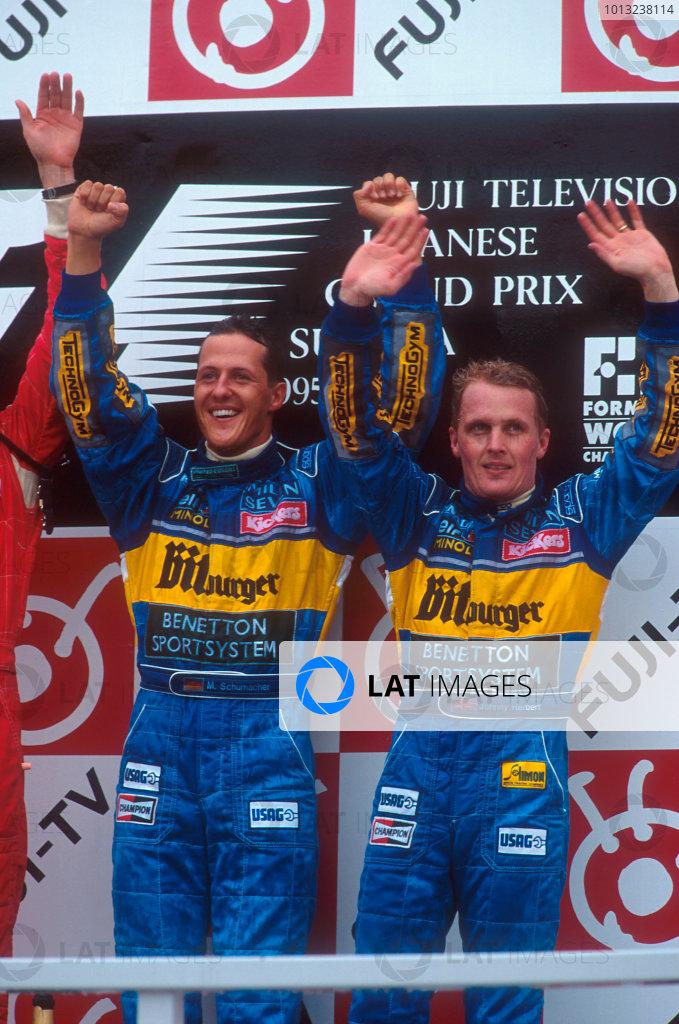 1995 Japanese Grand Prix