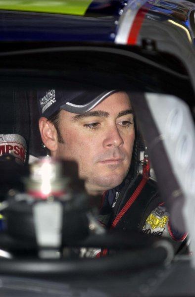 2002 NASCAR,Kansas City,Ks. Sept 26-29, 2002 USA -Jimmie Johnson,Copyright-Robt LeSieur2002LAT Photographic