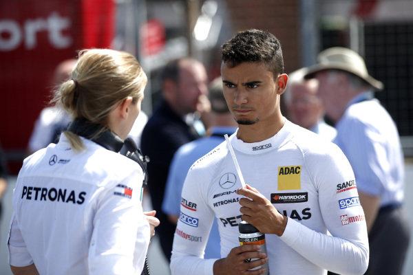 Pascal Wehrlein, Mercedes-AMG Team HWA.