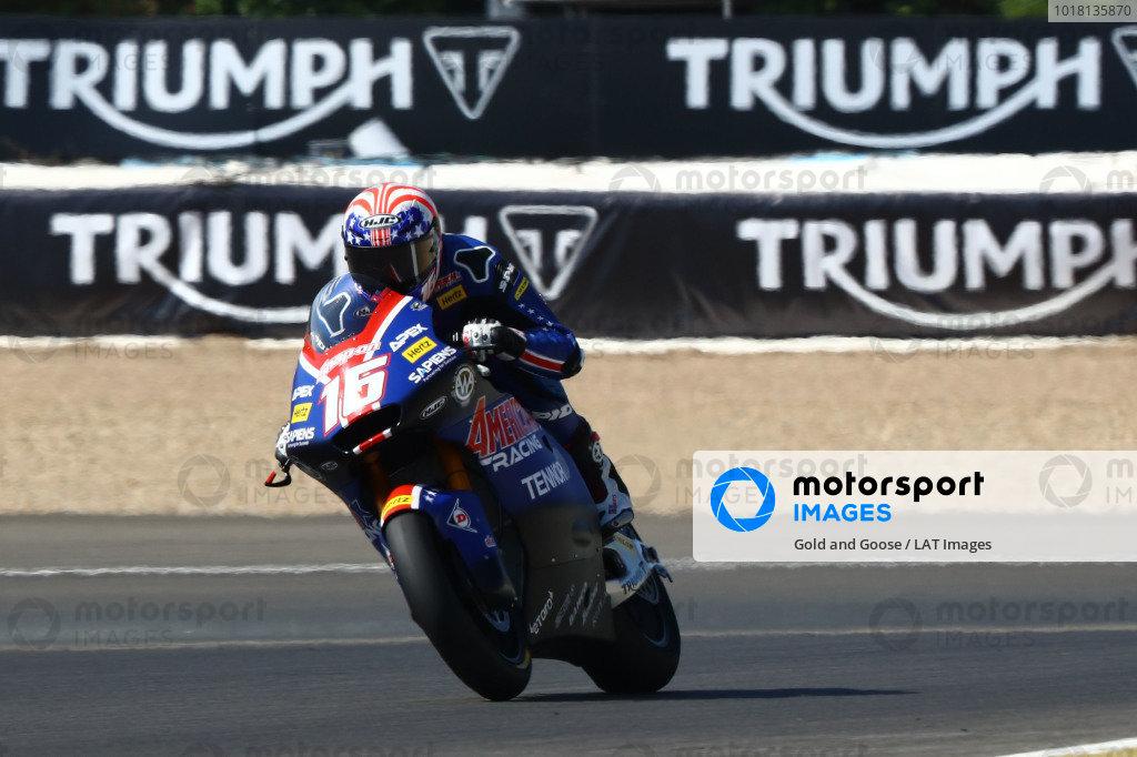 Joe Roberts, American Racing.