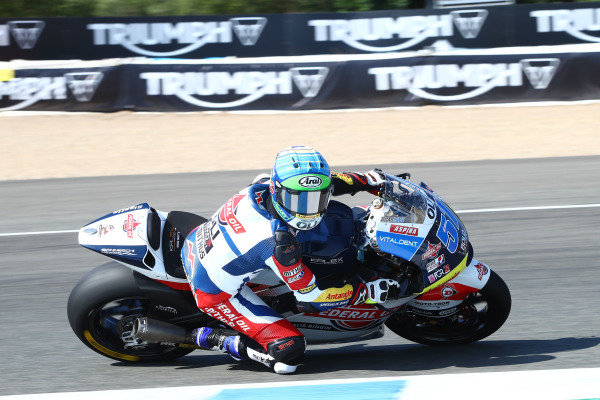 Edgar Pons, Gresini Racing.