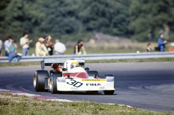 Alberto Colombo, March 752 BMW.