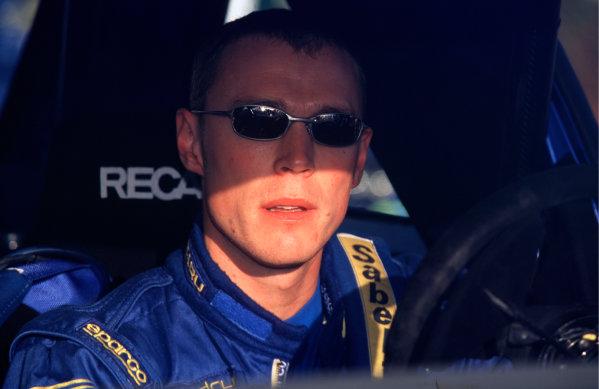2001 FIA World Rally Champs Rallye de France, Ajaccio, Corsica, 18th-21st October 2001. Richard Burns. World Copyright: LAT Photographic/McKlein. ref: 35mm Image A11