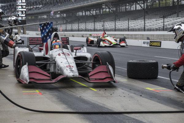 Santino Ferrucci, Dale Coyne Racing Honda