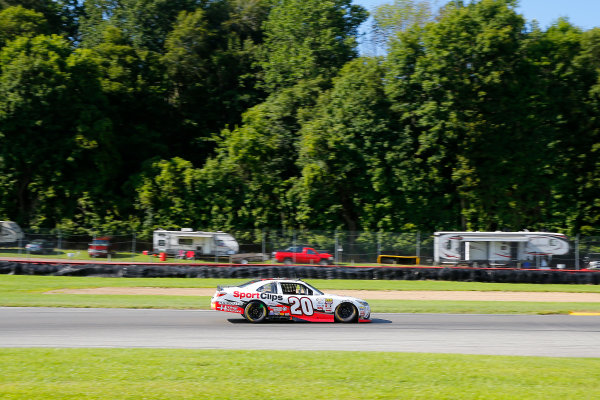 NASCAR XFINITY Series Mid-Ohio Challenge Mid-Ohio Sports Car Course, Lexington, OH USA Saturday 12 August 2017 James Davison, SportClips Toyota Camry World Copyright: Russell LaBounty LAT Images
