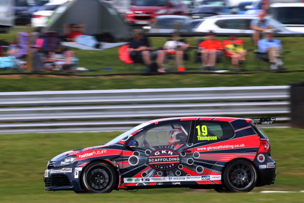2017 VW Cup  Snetterton, 27th-28th May 2017, Bobbt Thomspon  World copyright. JEP/LAT Images