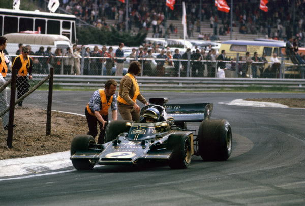 Zolder, Belgium.18-20 May 1973. 