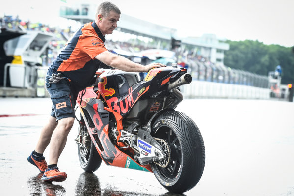 2017 MotoGP Championship - Round 8 Assen, Netherlands Saturday 24 June 2017 Red Bull KTM Factory Racing, KTM RC16 bike World Copyright: Gareth Harford/LAT Images ref: Digital Image 679750