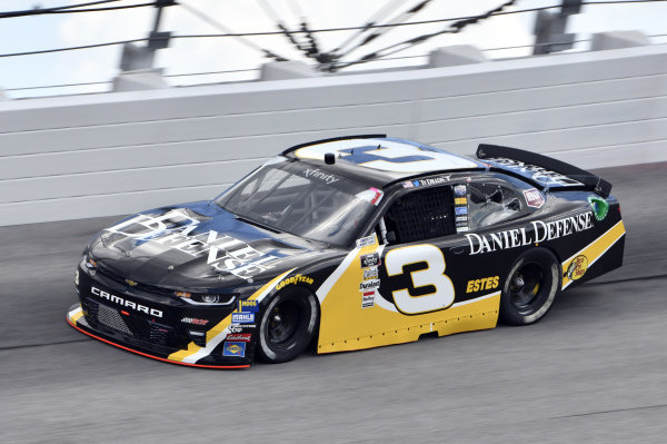 #3: Ty Dillon, Richard Childress Racing, Chevrolet Camaro Daniel Defense