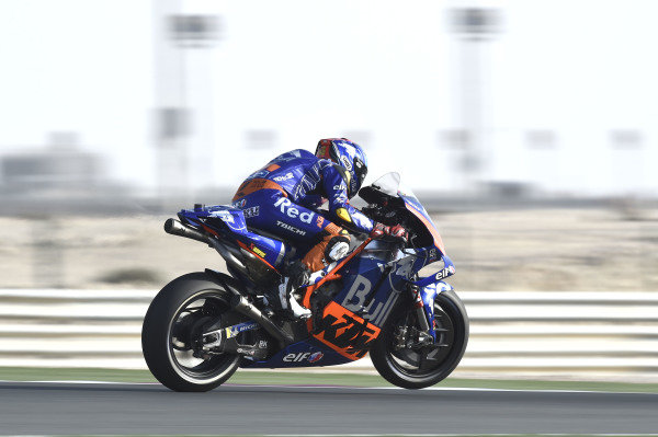 Hafizh Syahrin, Red Bull KTM Tech 3.