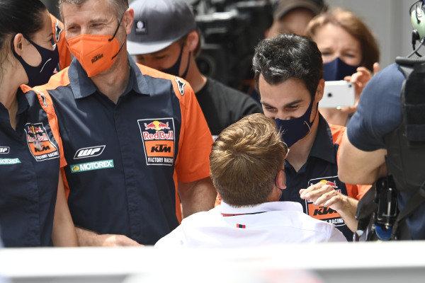Dani Pedrosa, Red Bull KTM Factory Racing.