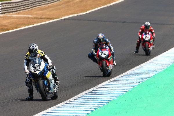 Alessandro Alessandro Del Bianco, Althea Racing, Althea Racing, Takahashi, Ryuichi Kiyonari, Honda WSBK Team