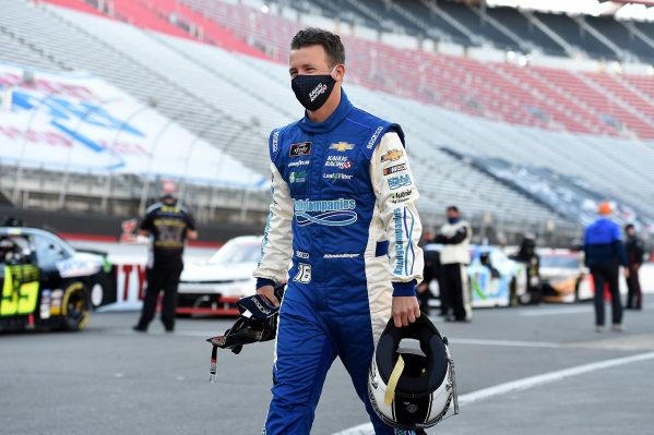 A.J. Allmendinger Kaulig Racing Chevrolet Ellsworth Advisors, Copyright: Jared C. Tilton/Getty Images.