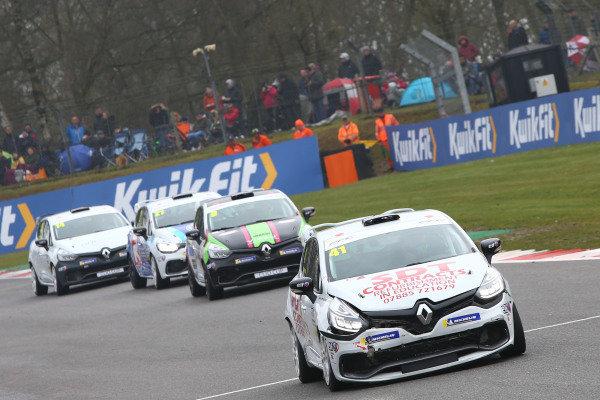 Aaron Thompson - Westbourne Motorsport - Clio Cup