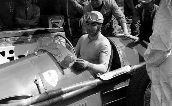 1953 Dutch Grand Prix.