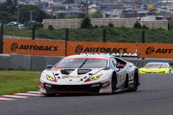 Takashi Kogure & Yuya Motojima, JLOC Lamborghini Huracán, GT3 Evo, 2nd in GT300